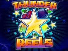 Автомат Thunder Reels в онлайн казино